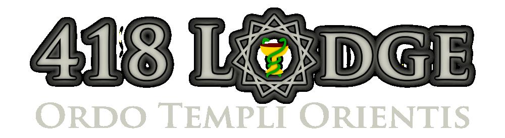418 Lodge – Ordo Templi Orientis